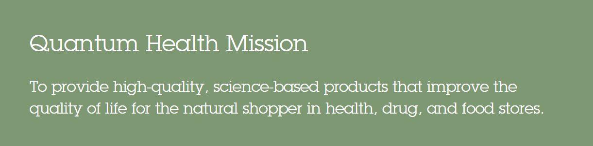 quantum health mission